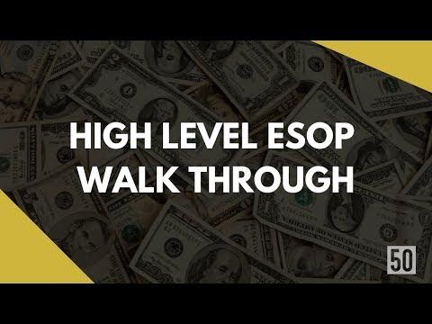 High-Level ESOP Walkthrough | 50Folds