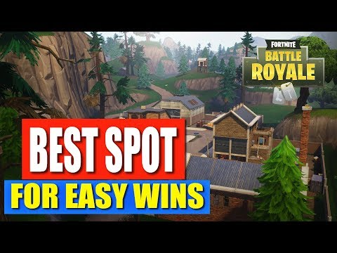 Most Underrated Fortnite Location | Battle Royale Tips