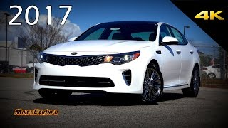 2017 Kia Optima SX Limited SXL - Ultimate In-Depth Look in 4K