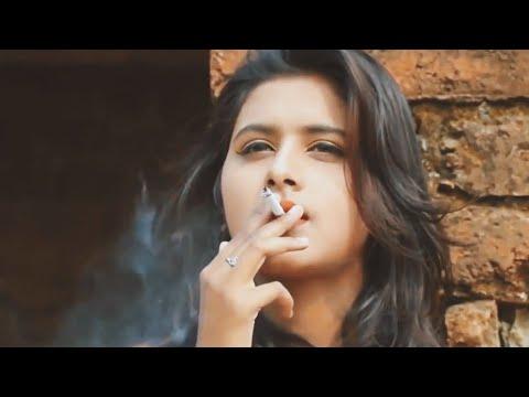 Smoking Girl  🚭🚭🚭Status   Whatsapp Status   Playboybgm