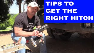 Three Important Factors when Purchasing a New Hitch for your Vehicle