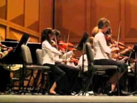 South Carolina Philharmonic Orchestra - Maggie Lee