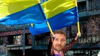 Праздник и рождение нации (Харьков и Херсон)