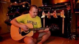Би-2 - Молитва (гитара/guitar кавер/cover Максим Матющенко)