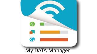 Appli - My DATA Manager, Bien gerer sa conso