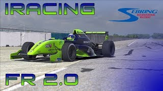 iRacing // Formula Renault 2.0 Hotlap // Sebring (1:57.832)