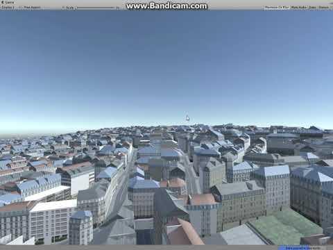 Unity 3d FREE Asset - Massive Paris City Asset - YouTube