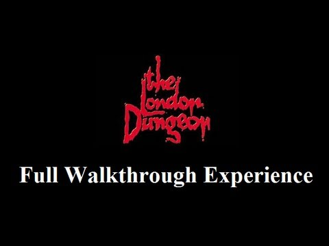 The London Dungeon Complete POV Experience HD