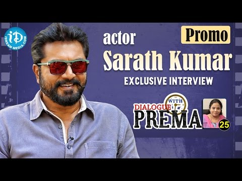 Sarath Kumar Exclusive Interview PROMO | #Nenorakam | Dialogue With Prema | Celebration Of Life #25