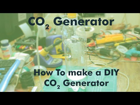 Homemade DIY CO2 Generator: 7 Steps