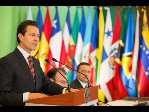 25 Sesión Conferencia del OPANAL; 50 Aniversario de la Firma del Tratado de Tlatelolco
