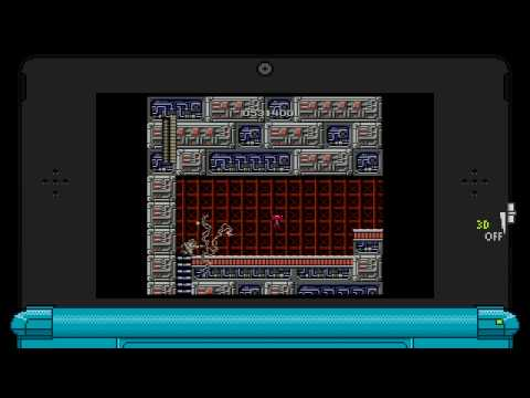 Rockman (FC/NES/3DS VC) Game Clear~ (HD60)