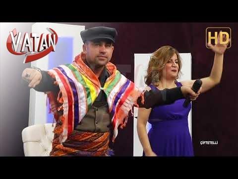 Ramazan Çelik&Sevgi Petek Vatan TV Çiftetelli - Afyonlu Zeki Yılmaz Çiftetelli