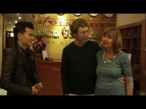 Mr & Mrs Hank from USA - Hotel in Hanoi