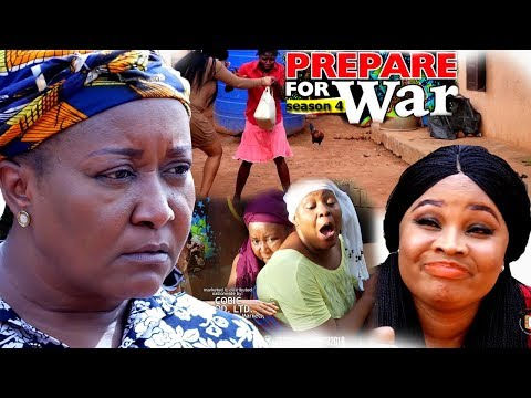 Prepare For War Season 4 Finale - 2018 Latest Nigerian Nollywood Movie Full HD | Family Movies