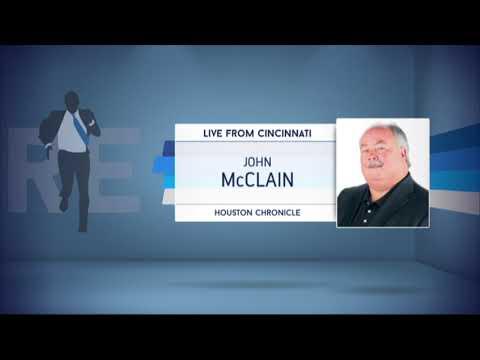 Houston Chronicle NFL Columnist John McClain Comments on Deshaun Watson Starting Tonight  - 9/14/17