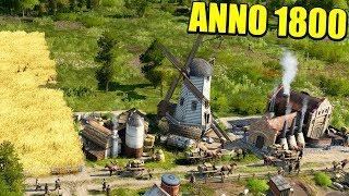 ANNO 1800 - EVOLUCIONANDO MI CIUDAD | Gameplay Español