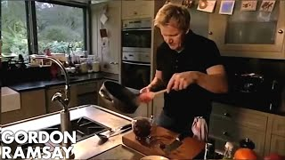 Caramelised Cranberry And Apple Sauce - Gordon Ramsay