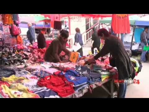 Во Владивостоке возобновил свою работу рынок на Спортивной