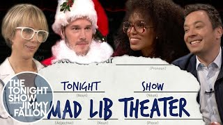 Best of Mad Lib Theater
