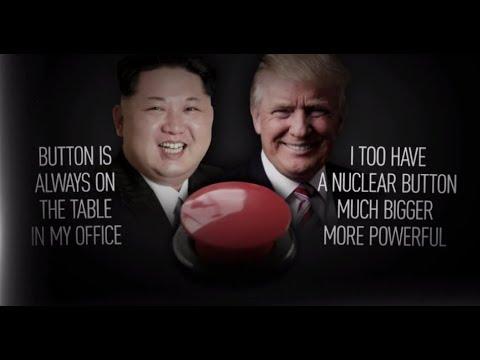 'Mine is bigger': Trump dares Kim Jong-un to compare nuclear buttons