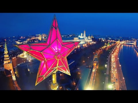 Best of Moscow Aerial Drone flights/ Полеты над Москвой / Full Wide
