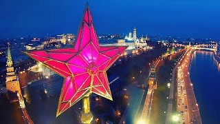 Best of Moscow Aerial Drone flights/ Полеты над Москвой / Full Wide