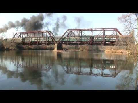 The Black River & Western Railroad- Return Of The ALCO #60