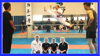 Martial Arts Seminar in NZ | Kicking, Sparring, MMA and Functional Training