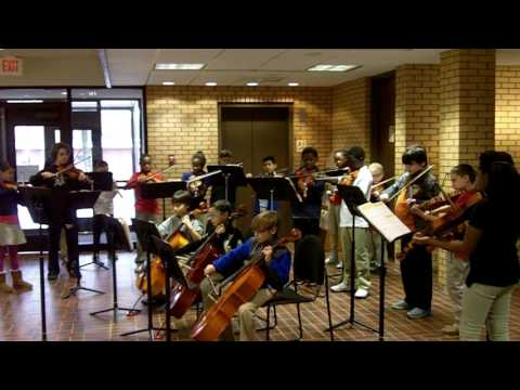 College Station Elementary School Orchestra
