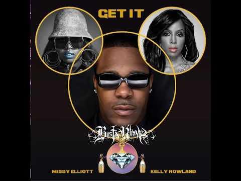 Busta Rhymes - Get It ft Missy Elliott & Kelly Rowland (Audio Official)