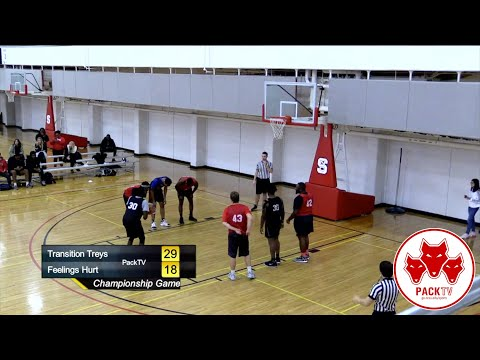 2019 Intramural Basketball Finals - Competitive Final (December 5th, 2019)