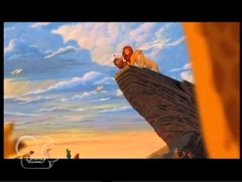 Oroszlánkirály promo [Disney Channel Hungary]