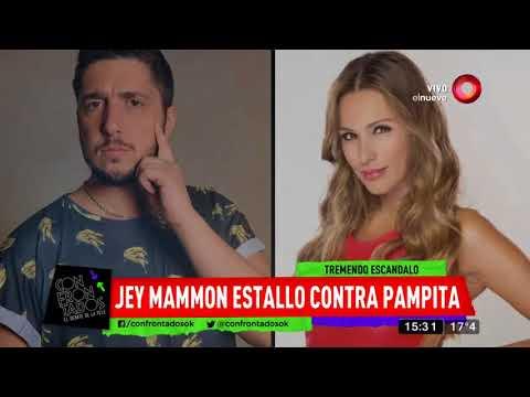 Jey Mammon tras el escándalo con Pampita: 'Sentí que se burlaron de mí'