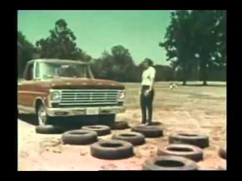 1967 Ford Truck Commercial Football  YouTube