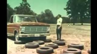 """1967 Ford Truck Commercial """"Football"""""""