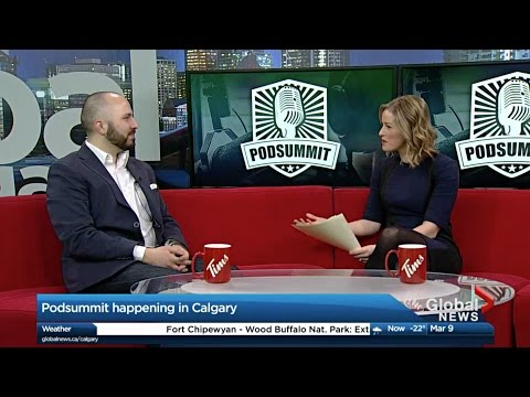 First podcast conference in Western Canada is coming to Calgary