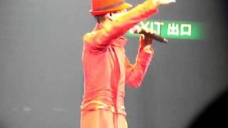 Andy Lau HK Unforgettable Concert 07.01.11 - 神雕大侠