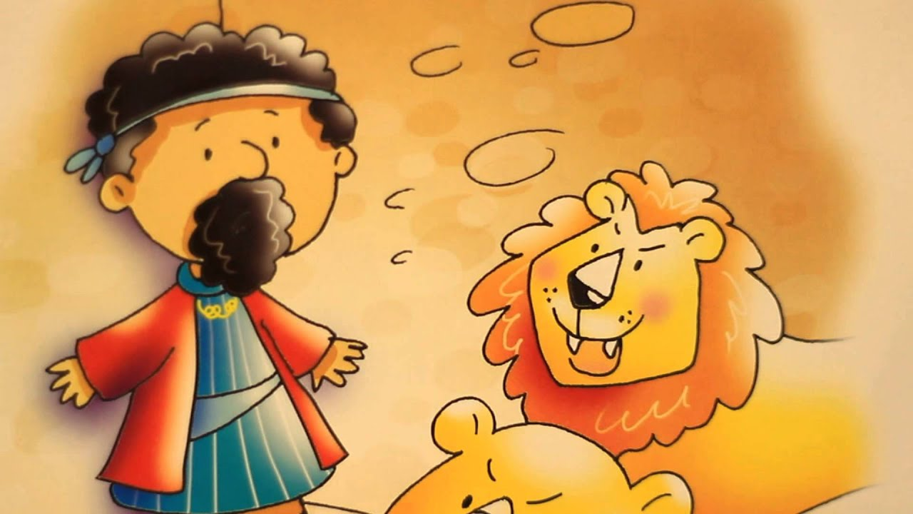 Historia Biblica Daniel Na Cova Dos Leoes Youtube