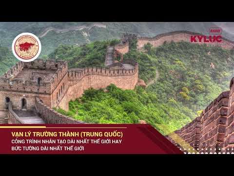 KylucRadio.vn| Vạn Lý Trường Thành (Trung Quốc) - Công trình nhân tạo dài nhất thế giới