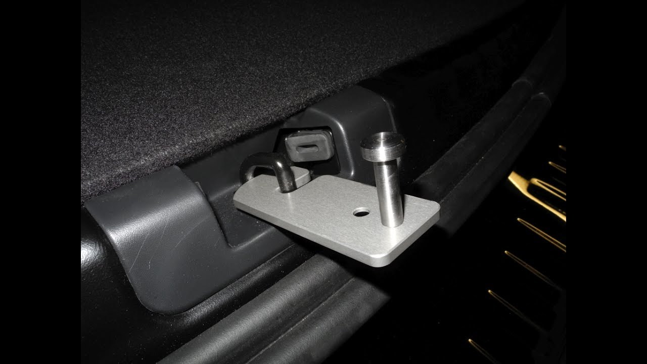 Dacia Duster Kofferraum Beluftung