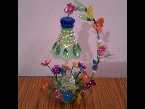 Best Craft Idea Out Of Waste Plastic Bottles Ll DIY Art Craft