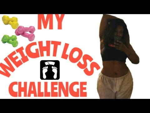 MY WEIGHT LOSS CHALLENGE