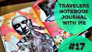 travelers notebook journal with me 17 a5