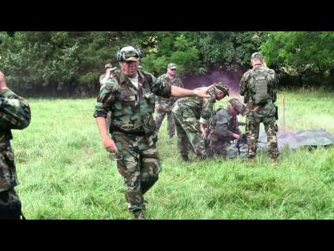 Missouri Militia Live Fire Stress Test 2015 JTX