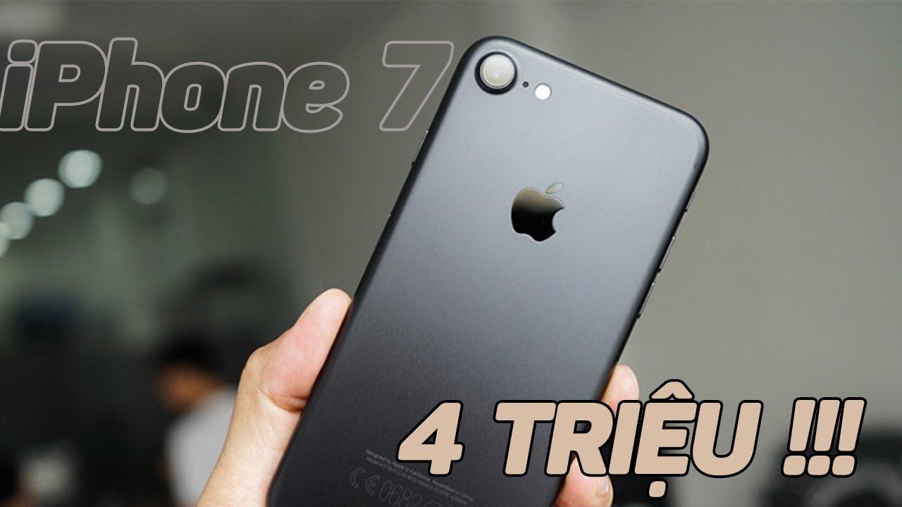 iPhone 7, 4 triệu các bạn sẽ sẵn sàng mua nó?