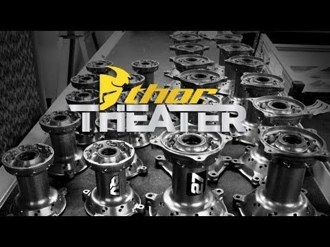 Thor Theater : Monster Energy Kawasaki Race Shop Tour - TransWorld Motocross