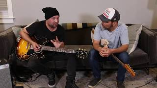Learn To Master The Fretboard With Guthrie Trapp - Guitar Lesson - Fusing CAGED Chords And Scales