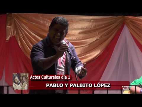 Pablo López - Actos Culturales Milagrito Camposanteño - 09-09-2016