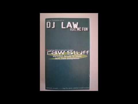"""DJ Law & Ruffstuff feat. MC Fun - """"raw Stuff"""""""